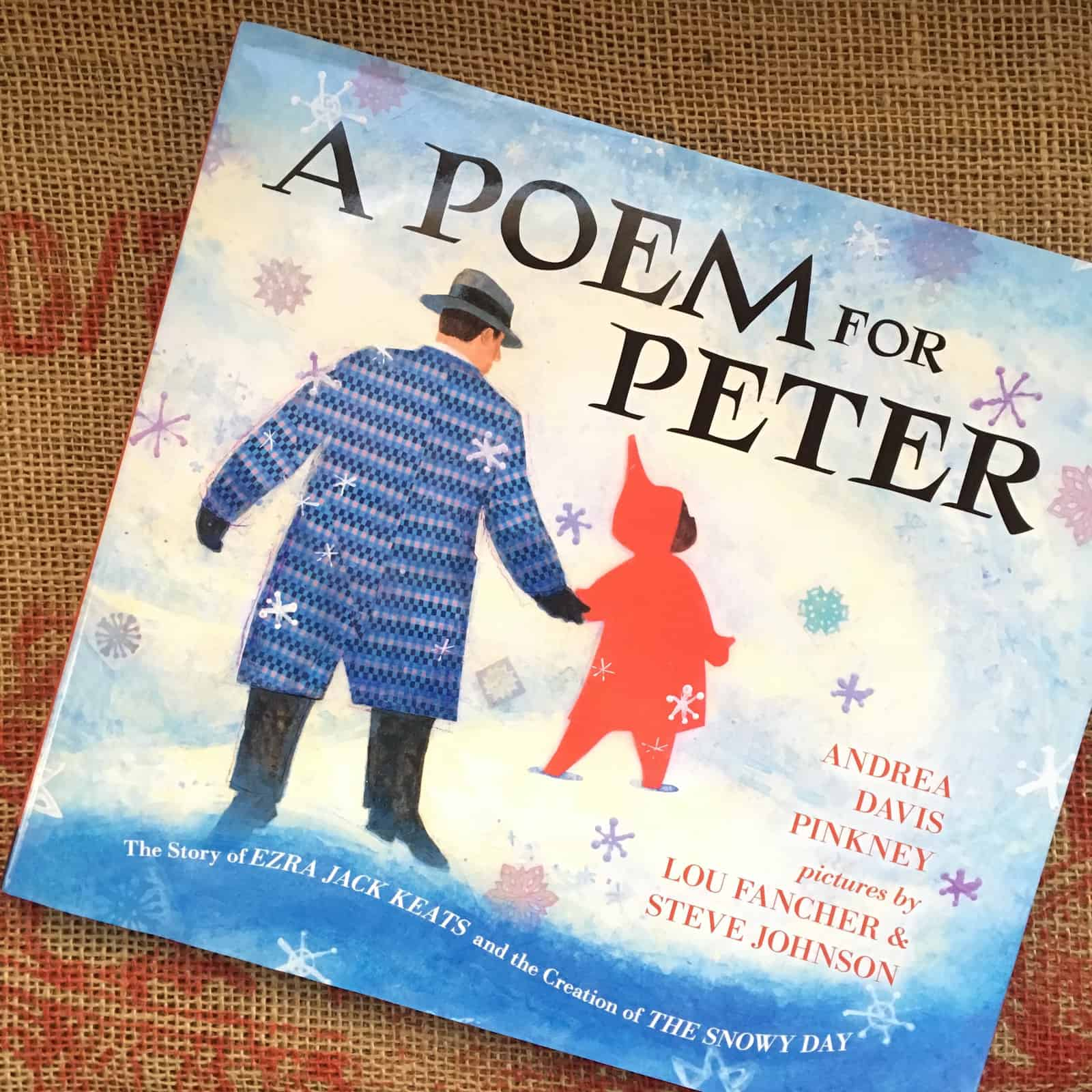 A Poem for Peter and a Dream from King | Be Small Studios
